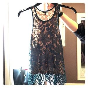 Dressy Lace Top